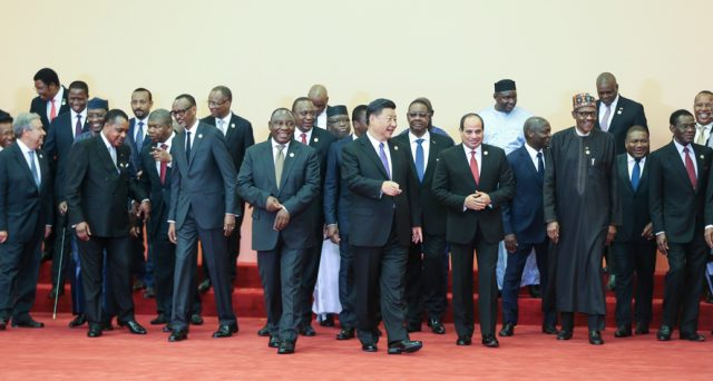 Forum on China - Africa cooperation: vertice in Cina