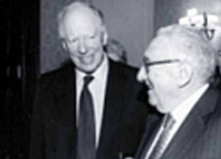 kissinger - jacob rothschild